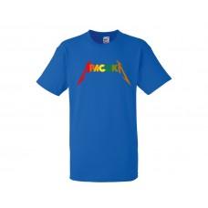 Apacuka póló - Metacuka - világoskék