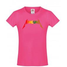 Apacuka póló - Metacuka - rózsaszín
